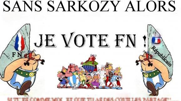 Sur les réseaux sociaux, des partisans déçus de Nicolas Sarkozy appellent désormais à voter FN.