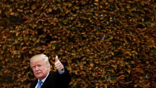 """Après avoir promis d'en retirer les Etats-Unis, Donald Trump se dit """"ouvert"""" concernant l'accord de Paris sur le climat"""