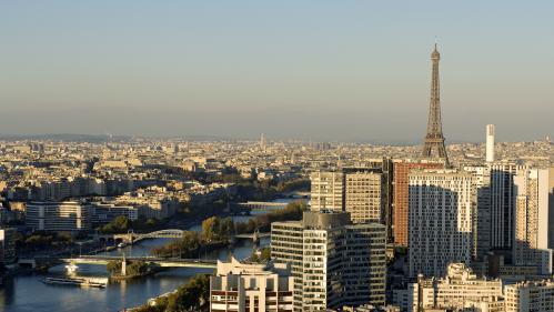 nouvel ordre mondial | Paris : bientôt des ponts habités ?