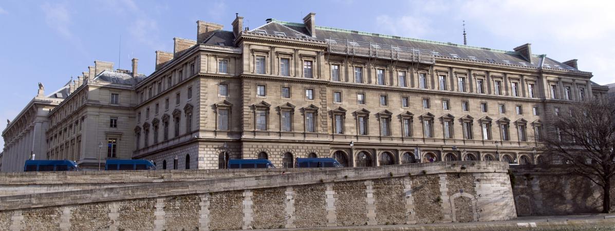 Attentat d jou le si ge de la police judiciaire paris et les locaux de l - Police judiciaire paris 36 quai des orfevres ...