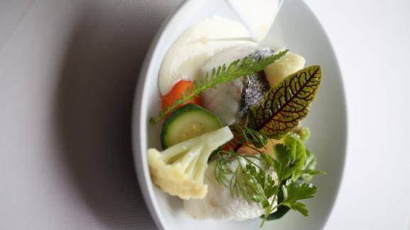 La marmite du pêcheur d\'Alexandre Couillon.
