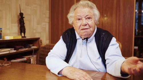 VIDEO. Autriche : une survivante de l'Holocauste appelle à ne pas voter pour le candidat d'extrême droite