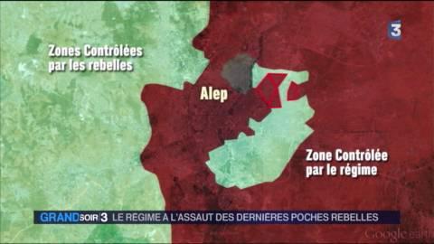 Syrie l 39 arm e engrange les succ s alep - Assad guilherand granges ...