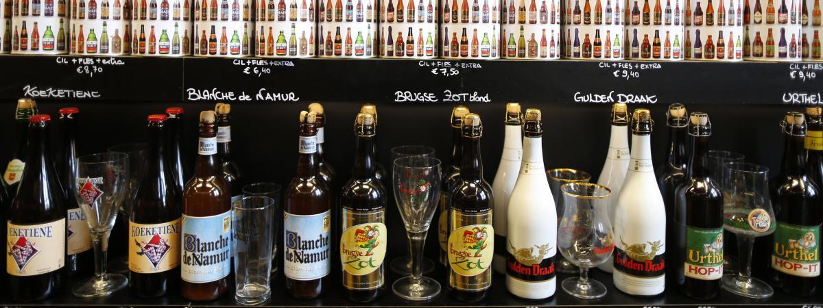 """Exceptionnel La bière belge et la rumba cubaine inscrites au """"patrimoine  GF86"""