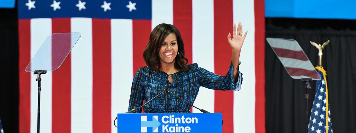 Michelle ne sera jamais candidate l 39 lection pr sidentielle assure barack obama - Election presidentielle etats unis ...