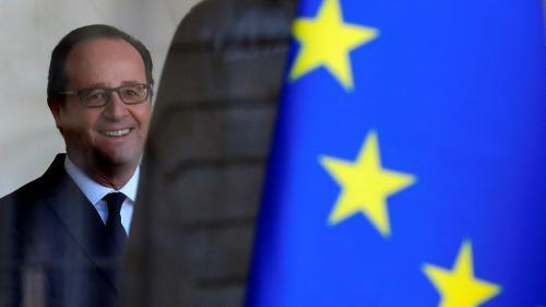 Les Français approuvent majoritairement le renoncement de François Hollande