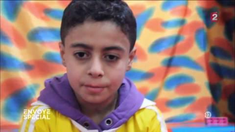 VIDEO. Syrie : A Alep, un orphelinat souterrain