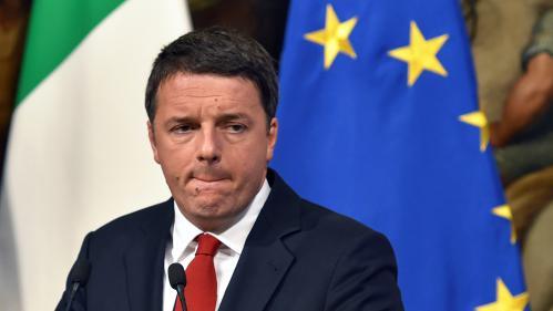 Italie : trois questions pour comprendre le référendum crucial pour Matteo Renzi