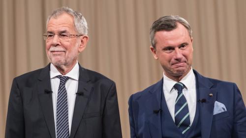 """Autriche : quatre questions sur le """"troisième tour"""" de la présidentielle, avec l'extrême droite aux portes du pouvoir"""