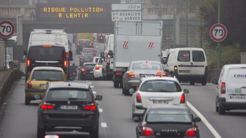 Pic de pollution : plusieurs villes françaises concernées