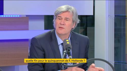 """VIDEO. Stéphane Le Foll """"se sent prêt"""" à prendre la succession de Manuel Valls à Matignon"""