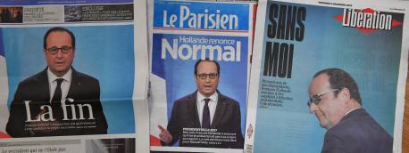 François Hollande a-t-il tué le PS?