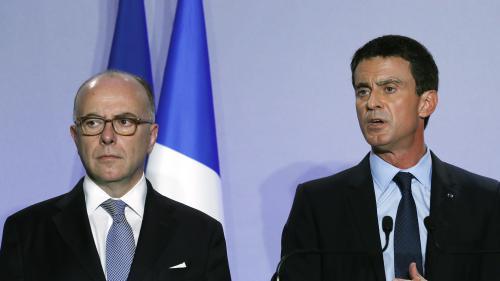 DIRECT. Remaniement : la passation de pouvoirs entre Manuel Valls et Bernard Cazeneuve prévue à 16 heures