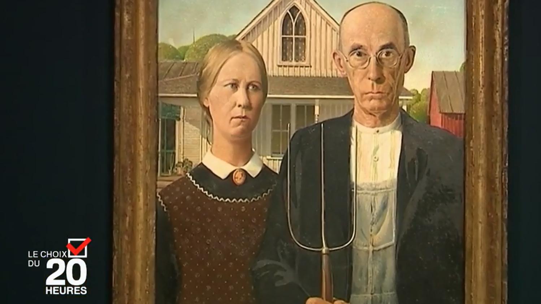 American Gothic L Histoire De Cette Peinture Americaine Mythique Des Annees 30