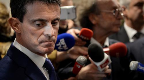 """Les 5 infos de la présidentielle aujourd'hui: Valls """"engueulé"""", Fillon """"bon candidat"""" pour le FN, Taubira remercie ses fans..."""