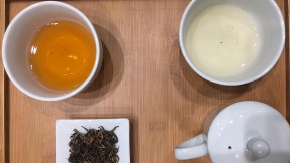 Dégustation thé Népal avec François-Xavier Delmas
