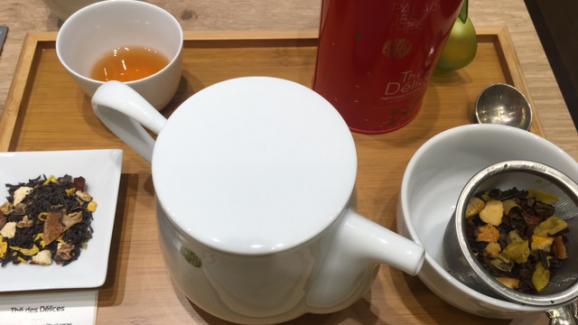 Dégustation thé de Noël avec François-Xavier Delmas