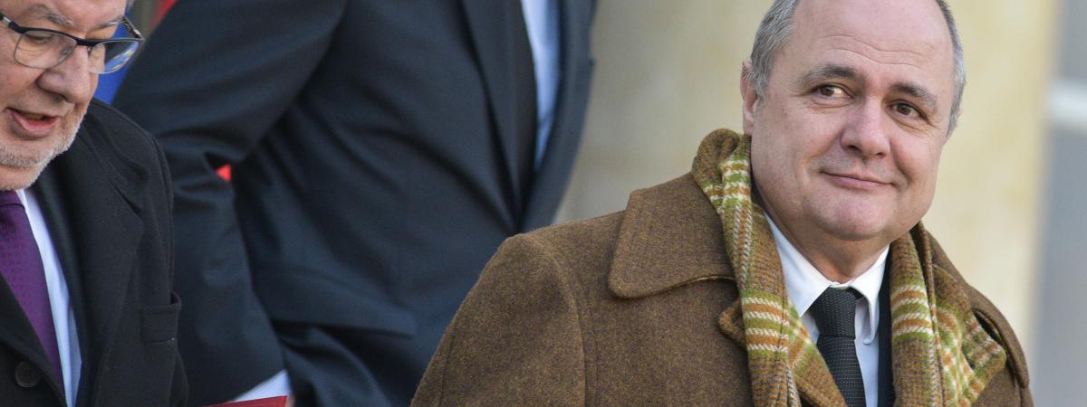 Bruno Le Roux, le nouveau ministre de l\'Intérieur, a gonflé son CV ...