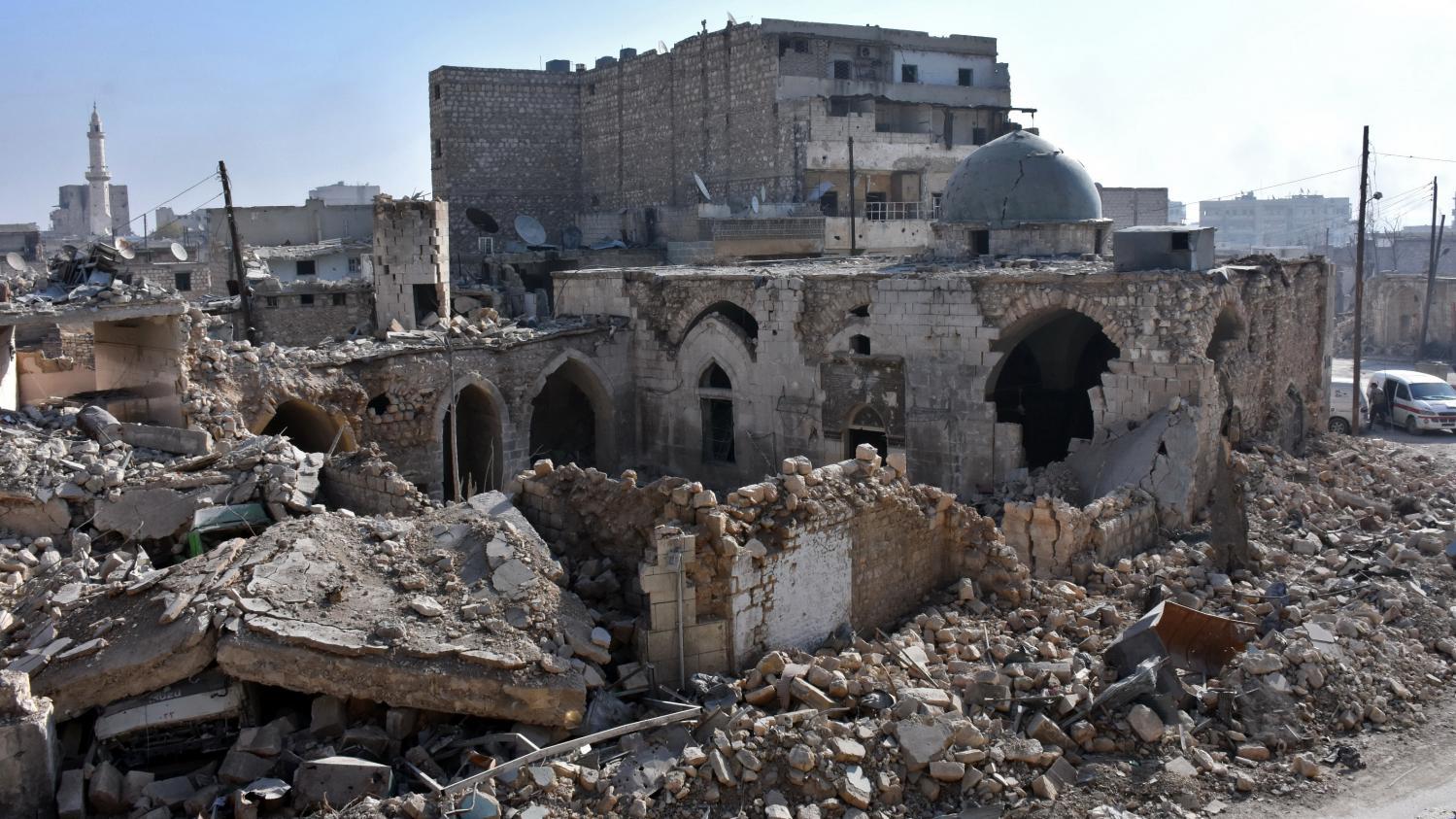 syrie   l u0026 39 onu accuse le r u00e9gime de bachar al