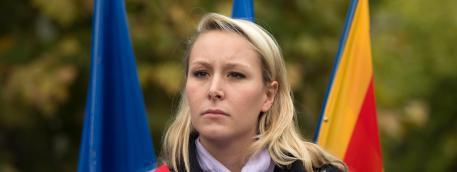 A quoi joue Marion Maréchal-Le Pen en s'opposant à sa tante et à Florian Philippot?