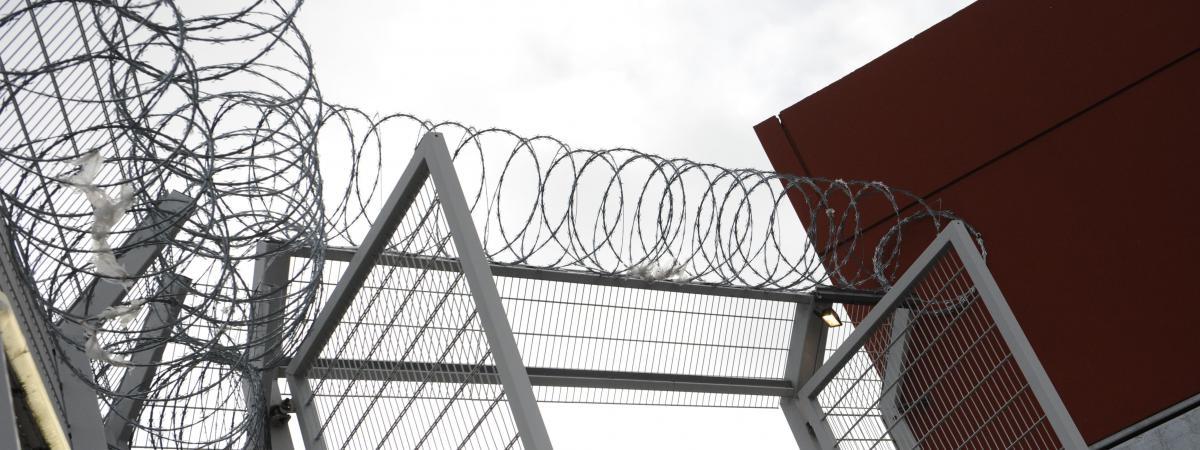 La prison deLille-Annoeullin (Nord), le 11 octobre 2015.