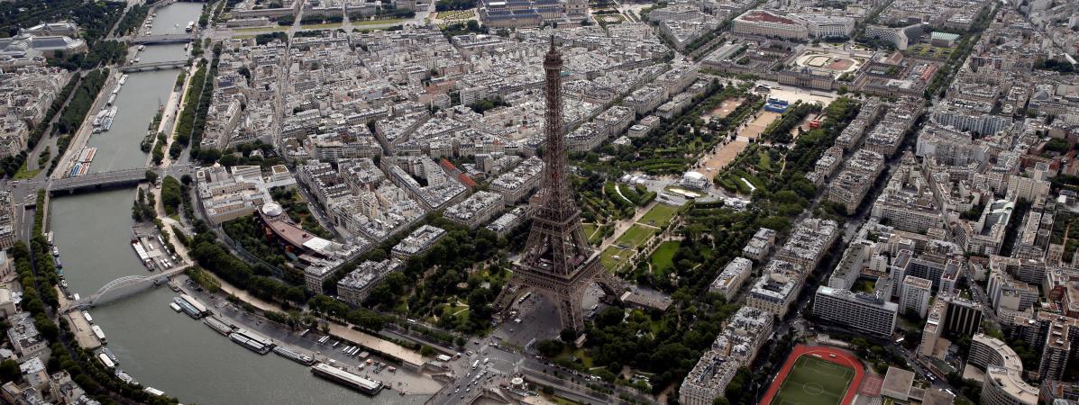 Mouvement de la tour Eiffel