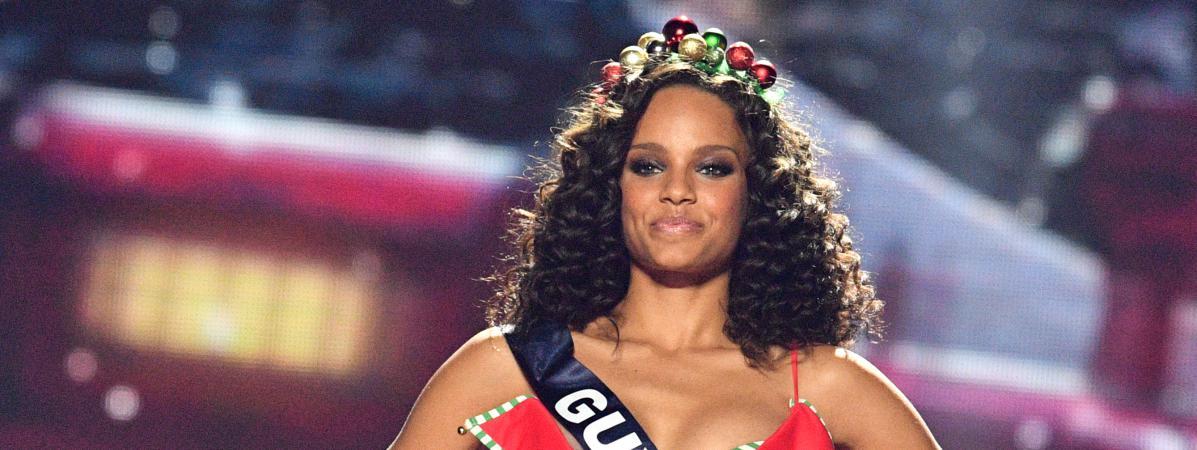 Cinq choses savoir sur alicia aylies miss france 2017 - Miss guyane alicia aylies ...