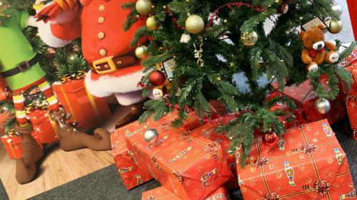 """""""J'enfilerai un vieux survêtement et je mangerai des pâtes"""" : le blues des personnes seules à Noël"""