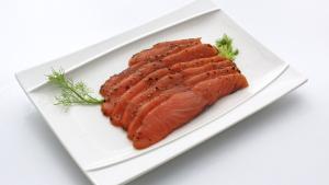 nouvel ordre mondial | Innovation : une startup bordelaise lance le saumon fumé vegan