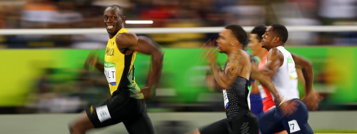 Jeux olympiques   r  sum   de l   preuve de keirin masculin des Jeux