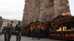 La Cathédrale de Strasbourg. Décembre 2016.