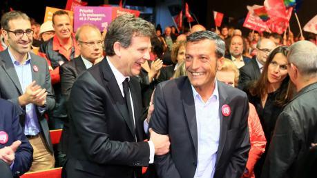 """Primaire de la gauche : le ralliement d'Edouard Martin à Benoît Hamon est """"un épiphénomène"""", selon le camp Montebourg"""