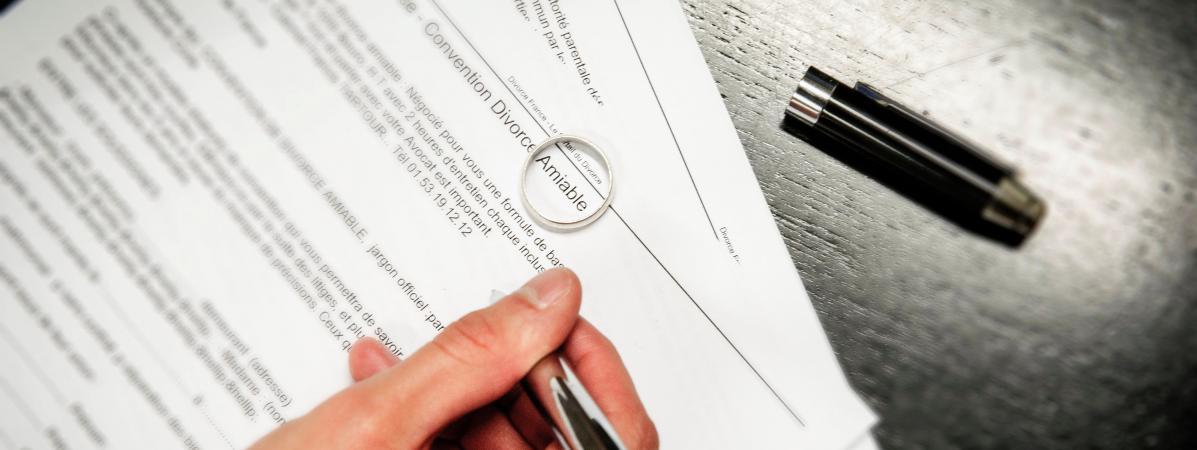 rencontre quelqu'un qui a divorcé deux fois affaire Dating App
