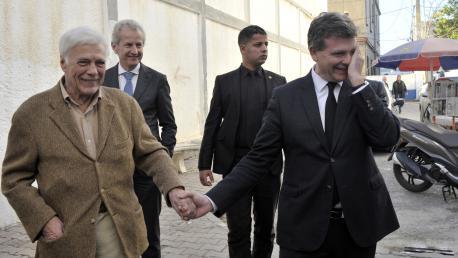 Guy Bedos à la tête du comité de soutien d'Arnaud Montebourg : le couac en six actes