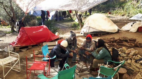 Cédric Herrou risque d\'être condamné pour avoir transporté des migrants chez lui