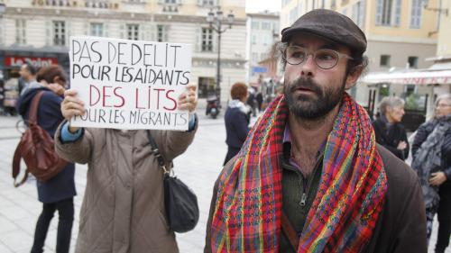 Un agriculteur devant la justice pour être venu en aide à des migrants