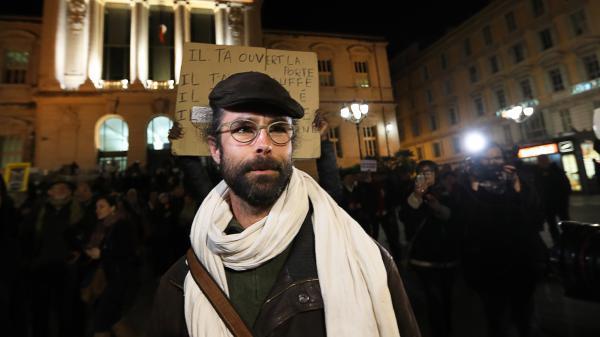 Nice : huit mois de prison avec sursis requis contre l'agriculteur jugé pour avoir aidé des migrants