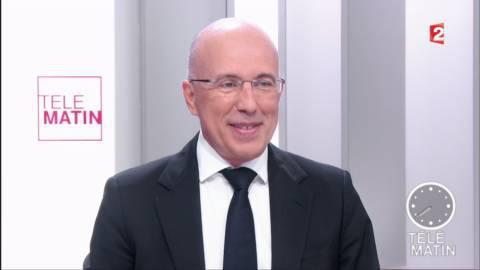 """4 Vérités - Ciotti : Les candidats à la primaire de la gauche """"prennent les Français pour des gogos"""""""