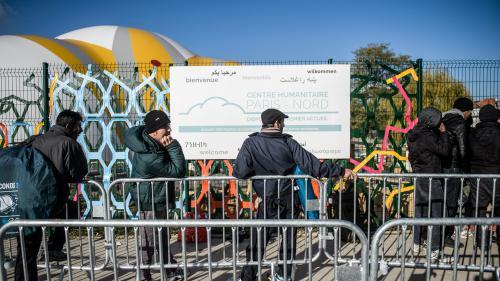 INFO FRANCE BLEU. Cinq nouveaux centres d'accueil pour réfugiés vont ouvrir en Ile-de-France