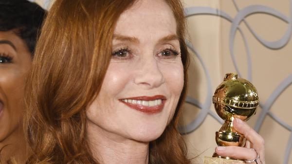 Oscars 2017 : les chances d'Isabelle Huppert