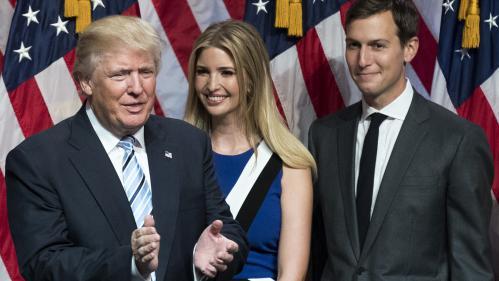 Comment Jared Kushner, le gendre de Donald Trump, est devenu l'éminence grise du président américain