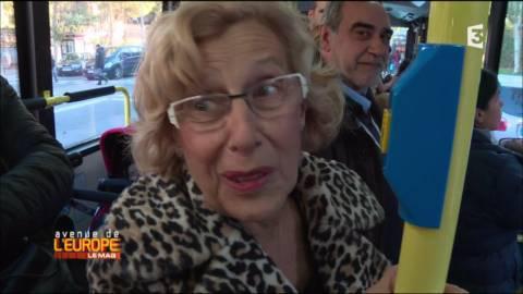 VIDEO. La maire de Madrid parie sur la démocratie participative
