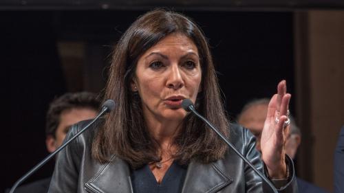 """""""Il y a trois personnes responsables de l'immense gâchis du quinquennat"""", accuse Anne Hidalgo"""