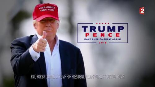 VIDEO. Marketing politique : quand Harry Potter fait (involontairement) voter pour Trump