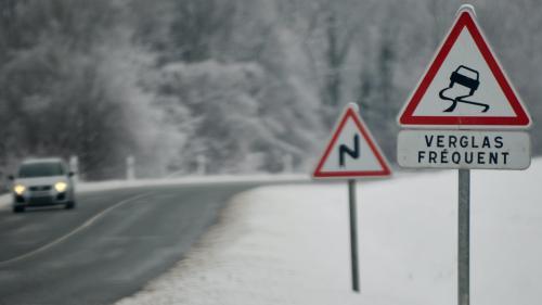 Intempéries : la neige s'installe dans le pays