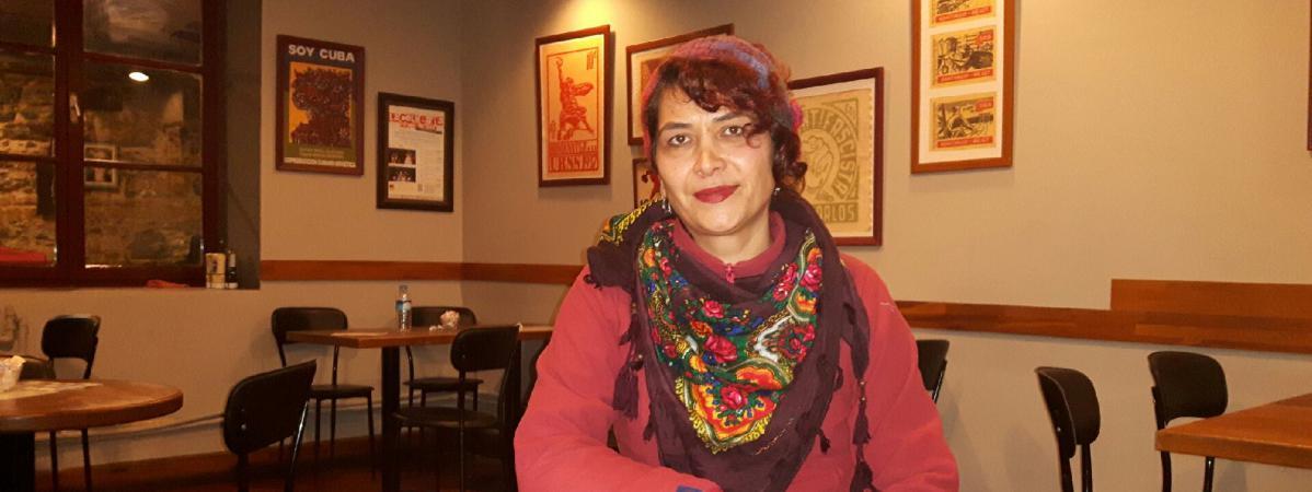Naciye était infirmière dans un centre de soin d\'Istanbul jusqu\'au 29 octobre dernier. Elle vit depuis un véritable cauchemar social.