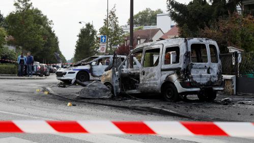 VIDEO. Policiers brûlés à Viry-Châtillon: 13jeunes jugés devant les assises de l'Essonne