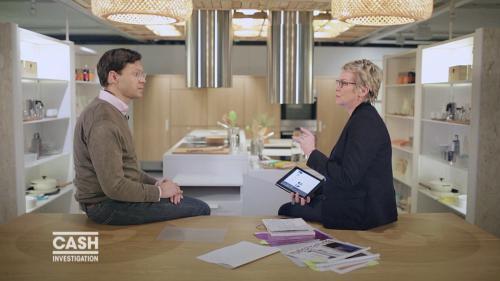 """VIDEO. """"Cash Investigation"""" chez Ikea : interview sans langue de bois"""