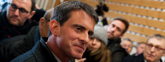 """l'autre gifle de Valls, le cadeau de Fillon à NKM et le """"bug"""" de Hamon"""
