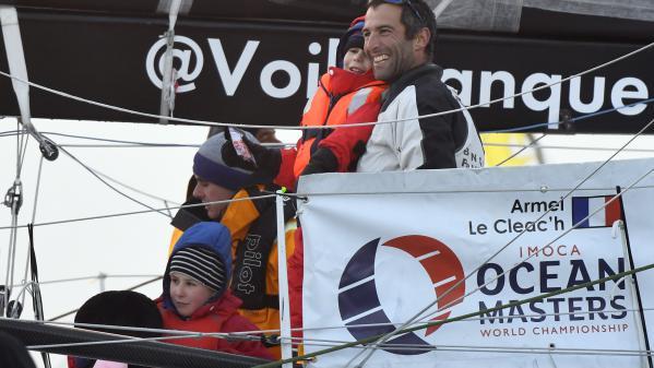 Vendée Globe : Armel Le Cléac'h, les coulisses d'un record